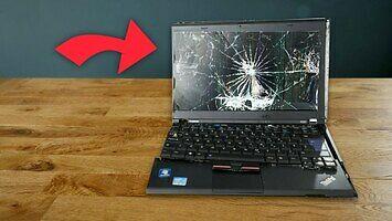 Rzeczy, które możesz zrobić z popsutego laptopa
