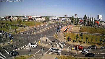GTA w Szczecinie, czyli pościg za skradzionym autem