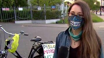 Barejowskie wyjaśnienia rzecznika policji w sprawie zatrzymania rowerzystki