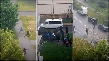 Spokojny poranek 29 maja w Kijowie
