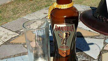 Amarula - likier pijanych słoni