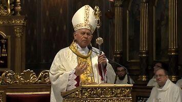 'Trzeba milczeć dla dobra wszystkich' - mówi biskup oskarżany o tuszowanie pedofilii