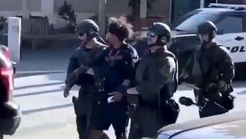 Wysportowany Dindu Nuffin ucieka policji