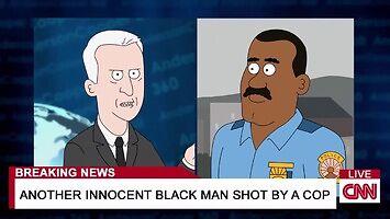 Kiedy policjant postrzeli czarnoskórego w USA