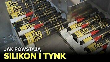 Jak powstają silikon i tynk elewacyjny? - Fabryki w Polsce