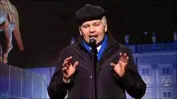 Michał Zieliński jako Jarosław Kaczyński