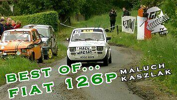 Fiat 126p - mały popierdaczacz!