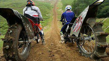 """Mistrzostwa we wspinaczce motocyklowej we Francji - """"Impossible Climb"""""""