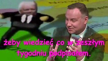 """Andrzej Duda o tygodniku """"NIE"""""""