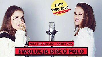 Ewolucja disco polo od 1990 do 2019 | Sandra Rugała