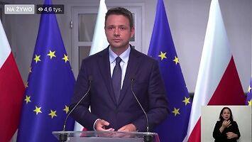Rafał Trzaskowski i kolejne pytania TVP(iS)