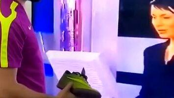 Zabójczy but