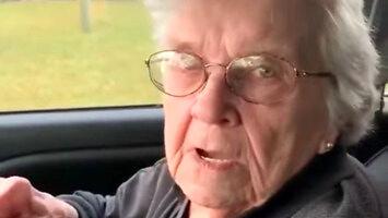 Nie dyskutuj z babcią
