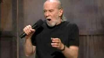 Dlaczego nie głosuję? - George Carlin
