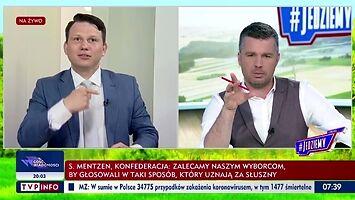 """TVP wycisza rozmówcę, kiedy zaczyna """"niewłaściwie"""" mówić o PiS"""