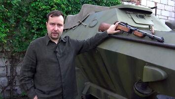 Irytujący Historyk o automacie Kałasznikowa