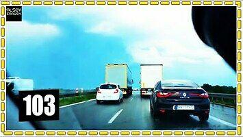 Jak długo wytrzymałbyś w samochodzie z szeryfem drogowym?