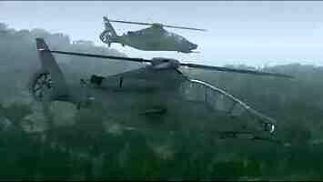 Bell 360 Invictus - nowe śmigłowce amerykańskiej armii?