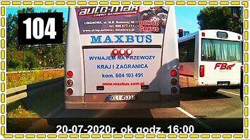 Wyścigi autobusów do najbliższego przystanku