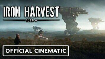 Iron Harvest - zwiastun
