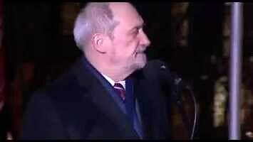 Macierewicz wyjawił opinie z zaświatów na temat Powstania Warszawskiego