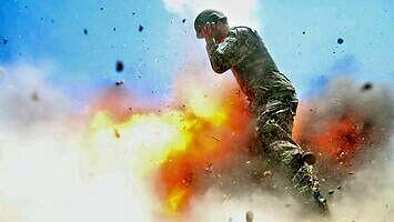 Wojskowa fotograf US Army sfotografowała własną śmierć