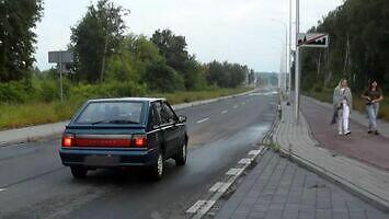 Zakładanie turbo do Poloneza Caro. Polak potrafi!