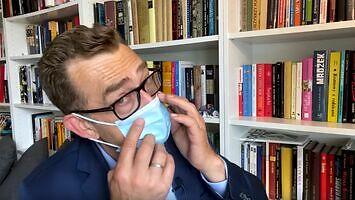 Fakty vs medialna panika - Maciej Orłoś z humorem o koronawirusie