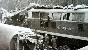 Czarne dni kolei: katastrofa kolejowa pod Otłoczynem