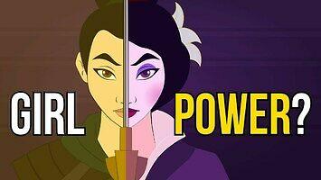 Czy silna kobieta musi być męska? | Analiza Mulan