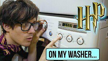 Harry Potter na pralce