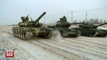 Rosjanie na 1/4 mili wyścigi robią