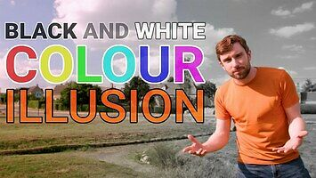 Zobacz czarno-białe obrazy w kolorze