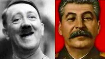 "Hitler i Stalin śpiewają ""Video Killed The Radio Star"""