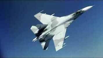 Rosyjski odrzutowiec naruszył przestrzeń powietrzną NATO, próbując przechwycić amerykański bombowiec