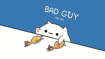 Kot, kurczaki i zle facety