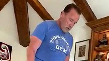Trening siedemdziesięciolatka, czyli Arnold wciąż daje radę