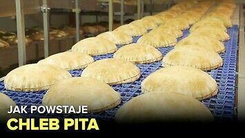 Jak powstaje pita do kebabu? - Fabryki w Polsce