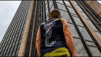 Wspinaczka na Montparnasse w Paryżu (prolog)