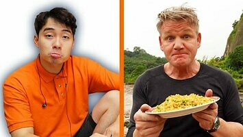Uncle Roger vs Gordon Ramsey