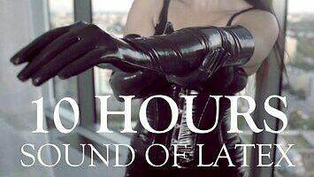 10 godzin odgłosów lateksu