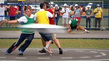 Mistrzostwa świata w lataniu samolotami na sznurkach