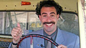 Pierwsza zapowiedź nowego Borata