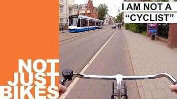 """""""Nie jestem rowerzystą"""""""