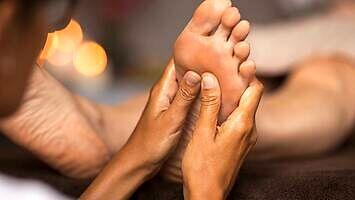 Gdybyście się zastanawiali, jak nastawia się stopę