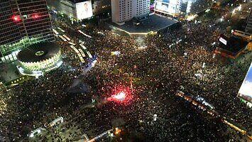 Jeszcze będzie przepięknie - Polacy w całym kraju wyszli na ulice