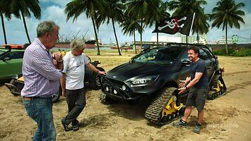 The Grand Tour na Madagaskarze