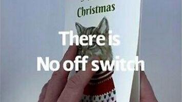 Kartka świąteczna dla teściowej