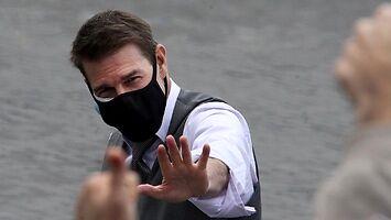 Wkurzony Tom Cruise ostro zbluzgał ekipę na planie filmowym