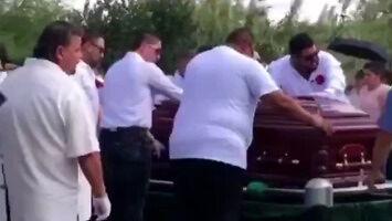 Pogrzeb nieco przyspieszony